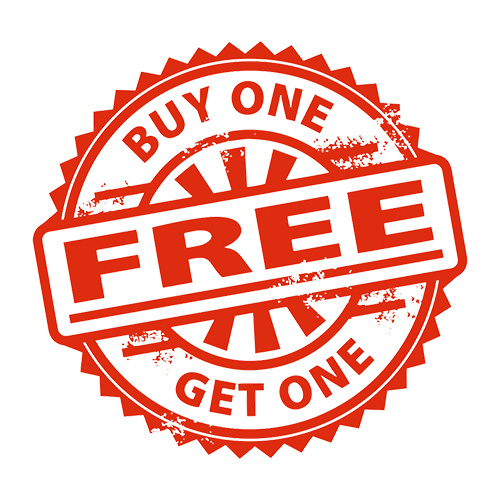 Ojon buy one get one free